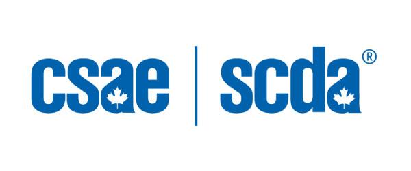 CSAE, SCDA Logo