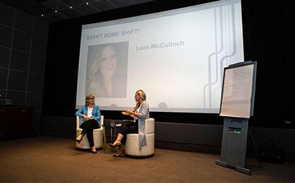 ILEA's Overcome Your Business Branding with Lara McCulloch