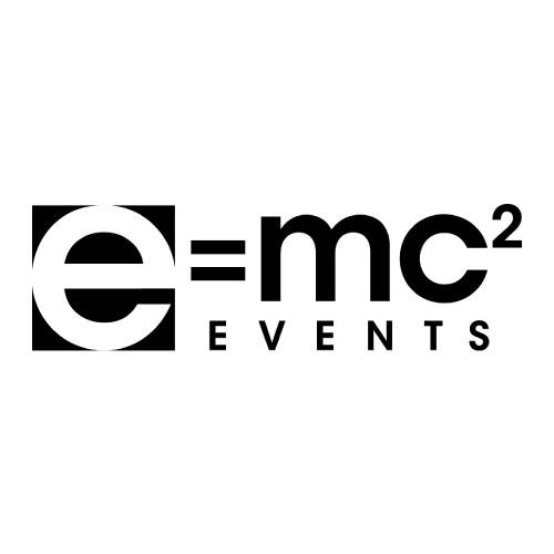e=mc2 Events Logo