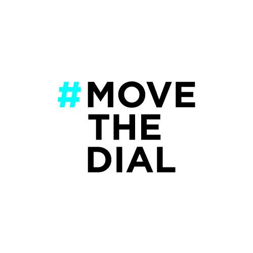 #MovetheDial Logo