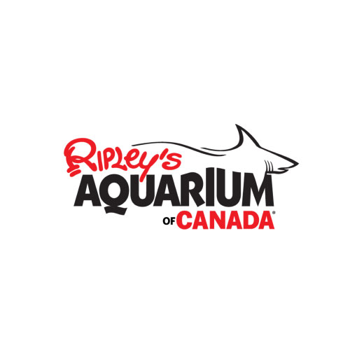 Ripley's Aquarium of Canada Logo