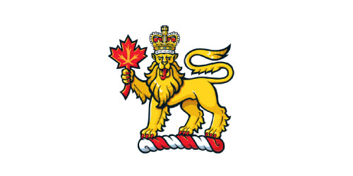Office of the Secretary to the Governor General lion emblem