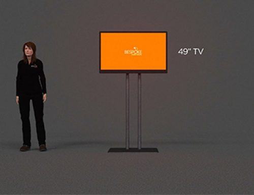 Tips for Choosing the Right TV Screen Size for Your Next Event