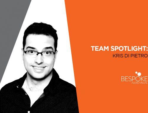 Team Spotlight: Kris Di Pietro
