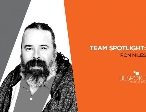 Team Spotlight: Ron Miles