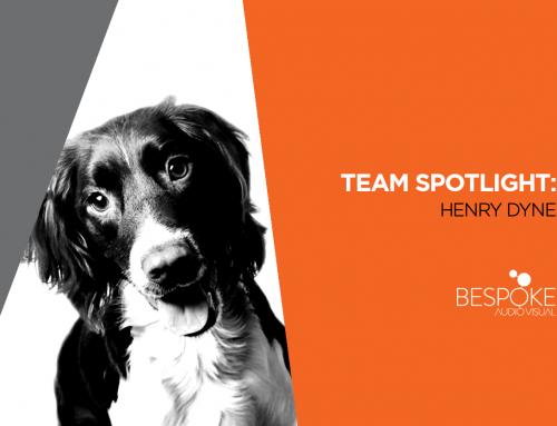 Team Spotlight: Henry Dyne