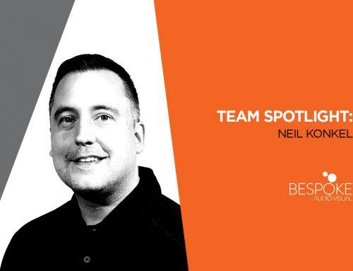 Team Spotlight: Neil Konkel