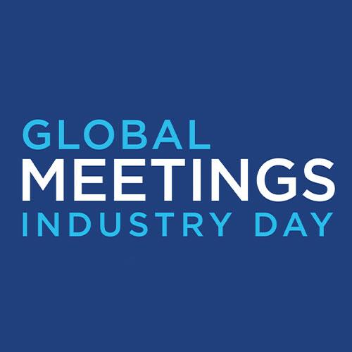 Global Meetings Industry Day Logo
