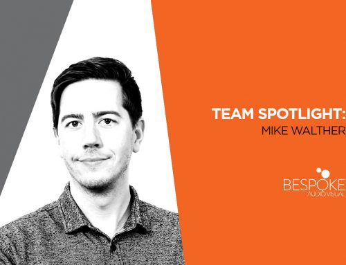 Team Spotlight: Mike Walther