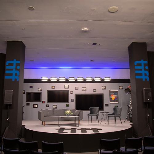 TIFF 2019 panel discussion - stage design