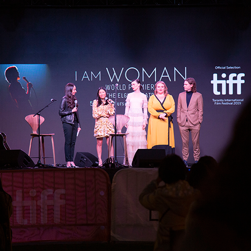 TIFF premiere with cast of I Am Woman