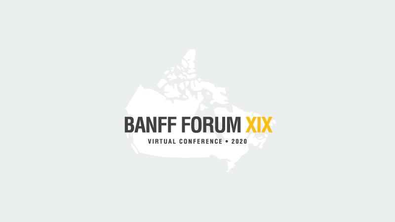 Banff Forum XIX Virtual Conference logo
