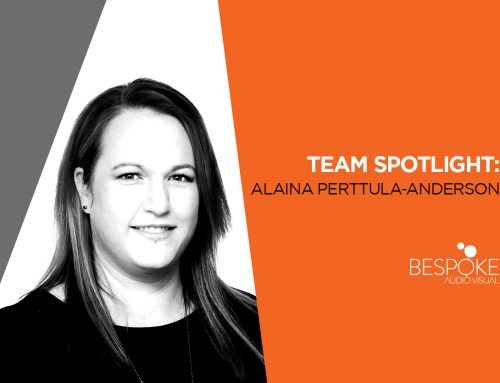 Team Spotlight: Alaina Perttula-Anderson