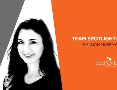 Team Spotlight: Hannah Murphy