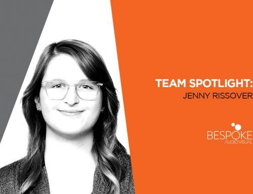 Team Spotlight: Jenny Rissover
